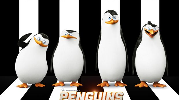 Penguins of Madagascar - Plakatmotiv © 2014 DreamWorks Animation, L.L.C.  All...