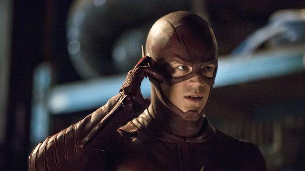 Bekommt es mit einem neuen Meta-Menschen zu tun: Barry alias The Flash (Grant...