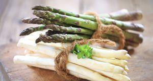 Purinarme Lebensmittel – dazu gehören die meisten Gemüsesorten. Leicht erhöht...