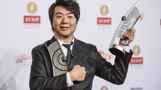 Lang Lang_Echo © picture alliance / dpa