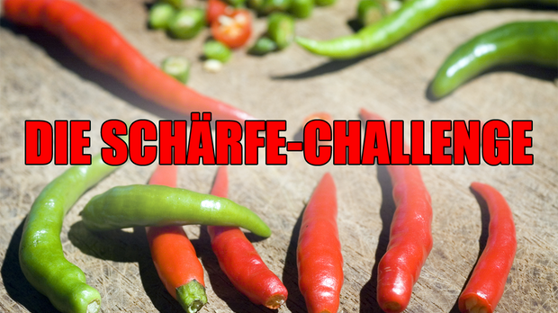 Schärfe Challenge