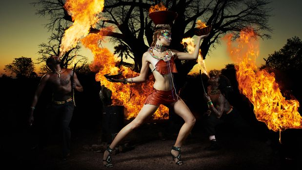 MDSS-Feuer-Shooting-Julia-Sat1-Oliver-Gast - Bildquelle: SAT.1/Oliver Gast