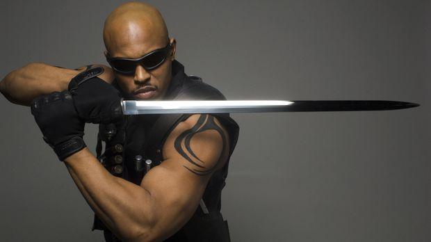 (1. Staffel) - Mit dem Schwert auf Vampirjagd: Blade (Kirk