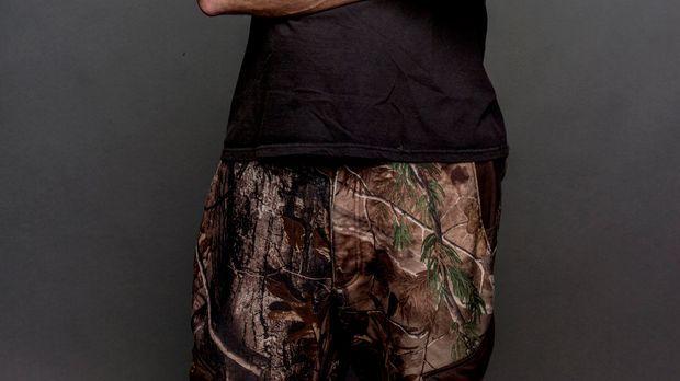 Si (Si Robertson) findet einen neuen Freund ... © Jim Fiscus 2012 A+E Networks
