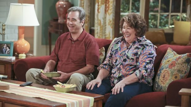 Tom (Beau Bridges, l.) und Carol (Margo Martindale, r.) sind sich bei ihrer S...