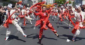 Das gemeinsame Fest stärkt das multikulturelle Miteinander und den Toleranzge...