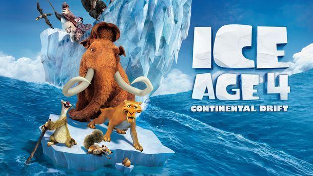 ICE AGE 4 - VOLL VERSCHOBEN - Plakatmotiv © TM &   2012 Twentieth Century Fox...
