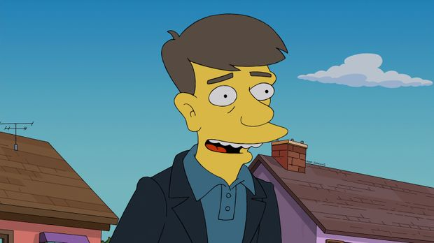 Der neue Nachbar der Simpsons und seine Familie stammen aus London. Marge ist...