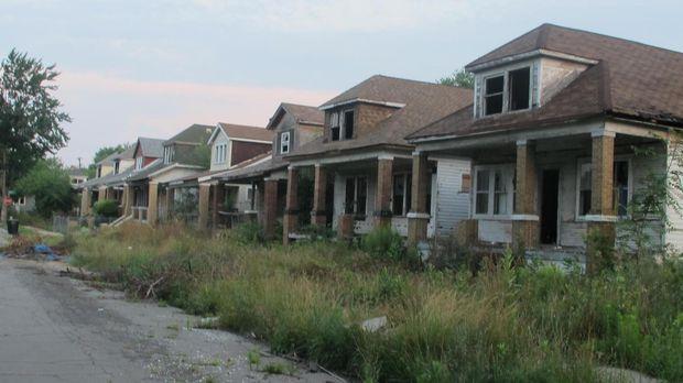 Anthony Bourdain reist nach Detroit. Dort erforscht er die glorreichen Zeiten...