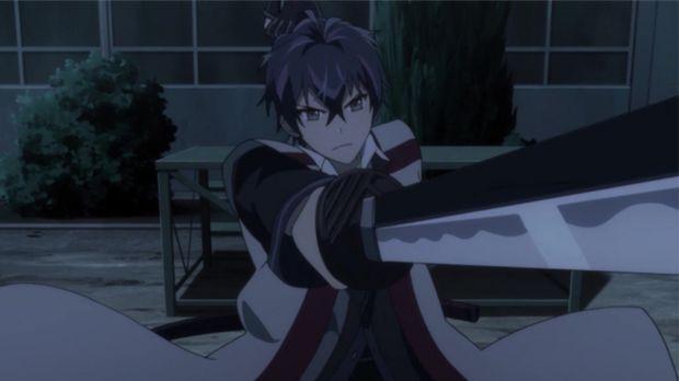 Rentaro besiegt die Pleiades Gastrea und wird neuer Anführer der Widerstandss...