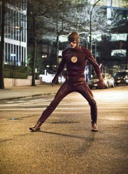 The Flash - Wird sein ganzer Optimismus und seine fehlende Angst Barry alias...