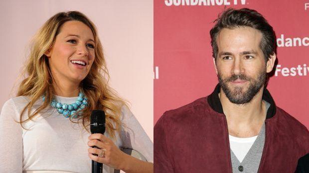Blake Lively und Ryan Reynolds sind ein super Team
