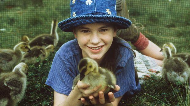 Nach dem Tod ihrer Mutter zieht die kleine Amy (Anna Paquin) zu ihrem Vater,...