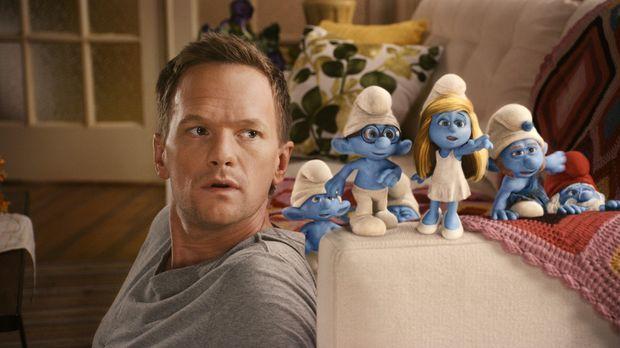Patrick Winslow (Neil Patrick Harris) muss sich erst an seine kleinen neuen M...