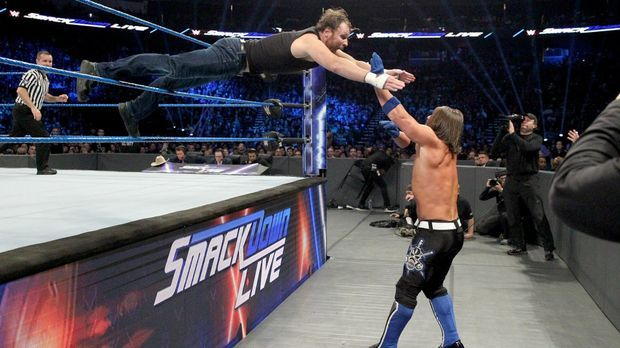 SmackDown vom 4. November
