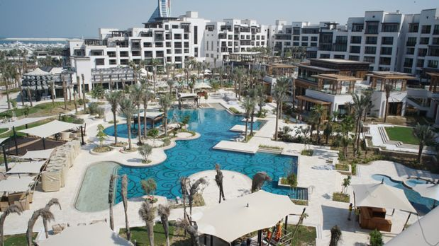 Mega hotels al naseem dubais neuer designpalast sat 1 for Neues design hotel dubai