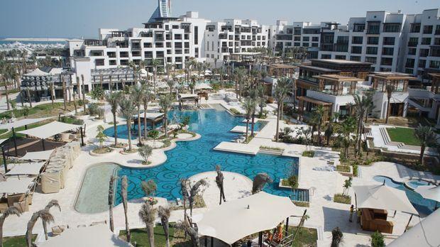 In Dubai entsteht ein neues Mega-Hotel: Das Jumeirah Hotel