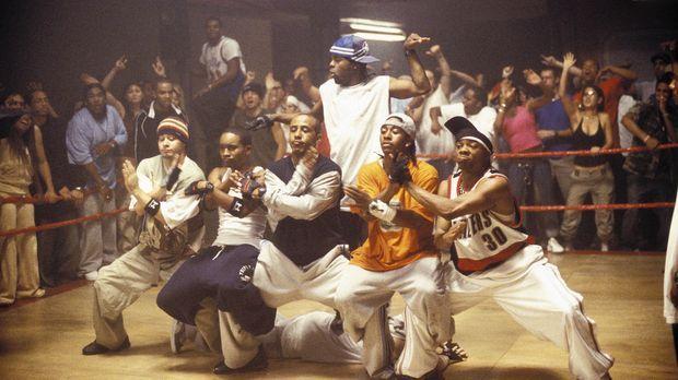 Wollen einen von MTV gesponserten Tanzwettbewerb samt der 50.000 Dollar Siege...