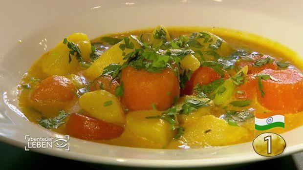 Indisches Kartoffel-Curry