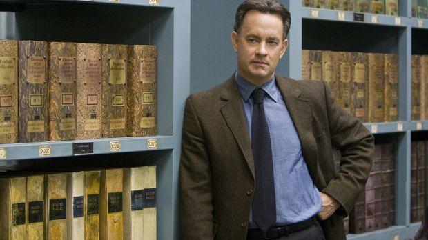 Illuminati - Der amerikanische Wissenschaftler Robert Langdon (Tom Hanks) fin...