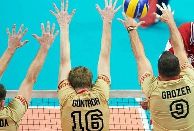 Schwerer Auftaktgegner für die deutschen Volleyballer
