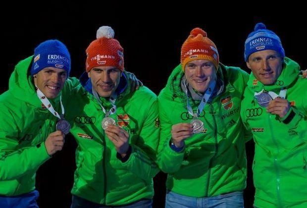 Die Silbermedaillengewinner von Oslo sollen es richten