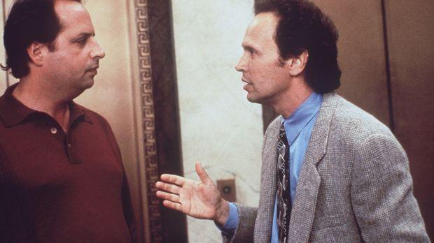 Als Mitch (Billy Crystal, r.) ihm etwas über eine Schatzkarte erzählt, weiß G...