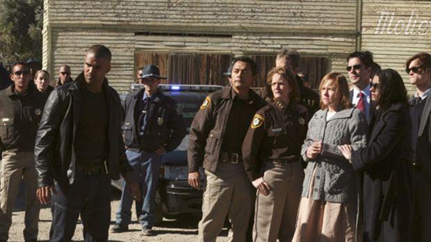 Criminal Minds - Das BAU-Team hat den Sexualsadisten in einem Restaurant in N...