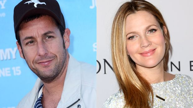 Adam-Sandler-dpa-Drew-Barrymore-Getty-Images-AFP © dpa, Getty Images/AFP