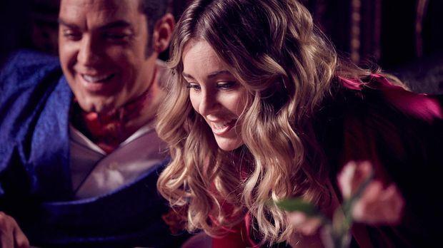 Wird ihre Liebschaft, für Königin Helena gefährlich werden? König Cyrus (Jake...