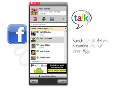 Sozialenetzwerke