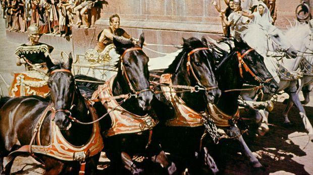 Ben Hur - Mit allen erlaubten und unerlaubten Mitteln will Messala (Stephen B...