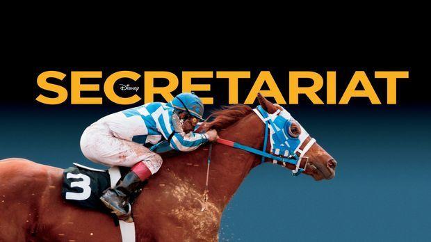 Secretariat - Ein Pferd wird zur Legende - Artwork © John Bramley Disney Ente...
