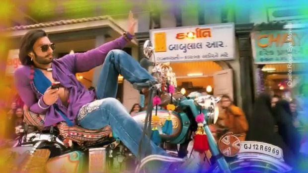 Abenteuer Leben - Abenteuer Leben Am Sonntag - Hinter Den Kulissen Von Bollywood