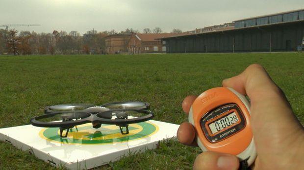 X-Mas Drohnencheck