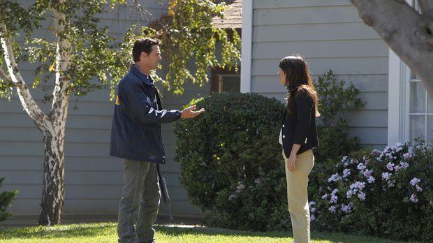 Bei einem neuen Fall trifft Teresa (Robin Tunney, r.) auf ihren Bruder Tommy...