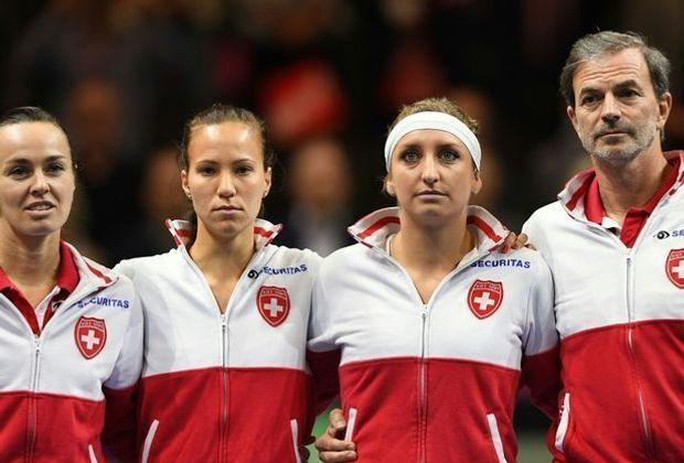 Die Schweizer Damen unterliegen Tschechien