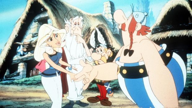 Asterix-Sieg-ueber-Caesar 1600 x 900 © Jugendfilm-Verleih GmbH