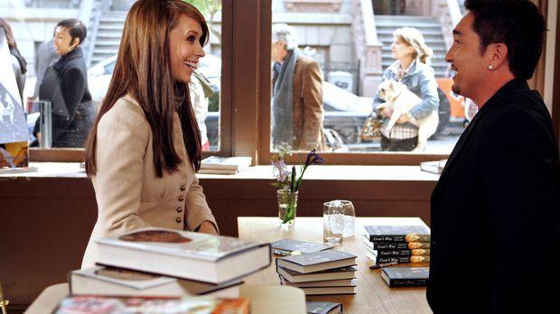 Entdecken viele Gemeinsamkeiten: Melinda (Jennifer Love Hewitt, l.) und der b...