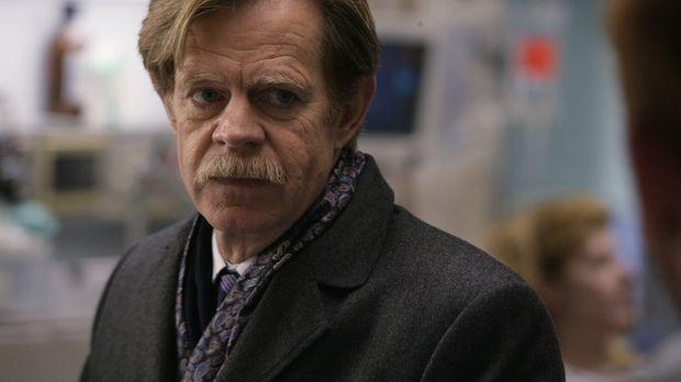 Dr. Morgenstern (William H. Macy) kommt zurück in die Notaufnahme, um seinem...