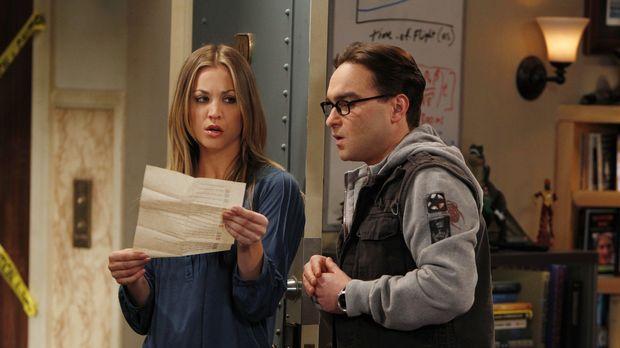 Während Sheldon sein Wissen über Flaggen per Video-Podcast in die Welt verbre...