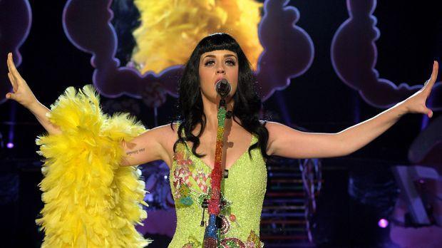 Ein Jugendtraum ist für Katy Perry Wahrheit geworden ... © 2012 Paramount Pic...