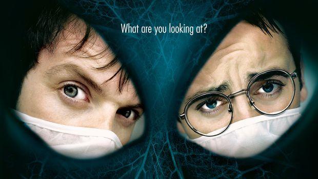 ALIEN AUTOPSY - DAS ALL ZU GAST BEI FREUNDEN - Plakatmotiv © Warner Brothers...