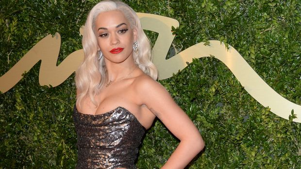 Shades of Grey: Rita Ora spielt Christian Greys Schwester