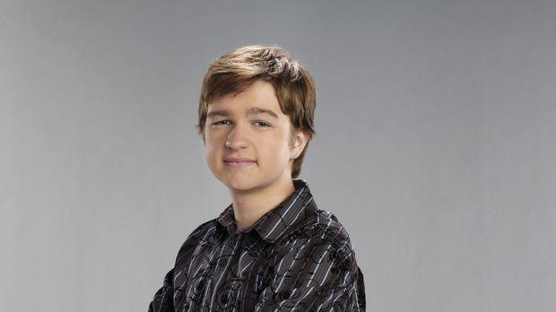 (9. Staffel) - Der etwas begriffsstutzige Jake Harper (August T. Jones) liebt...
