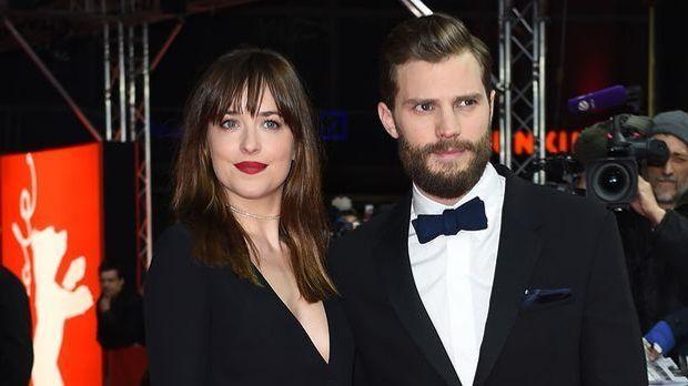 """""""Fifty Shades of Grey 2"""" mit Jamie Dornan: Chemie am Filmset ist ei..."""