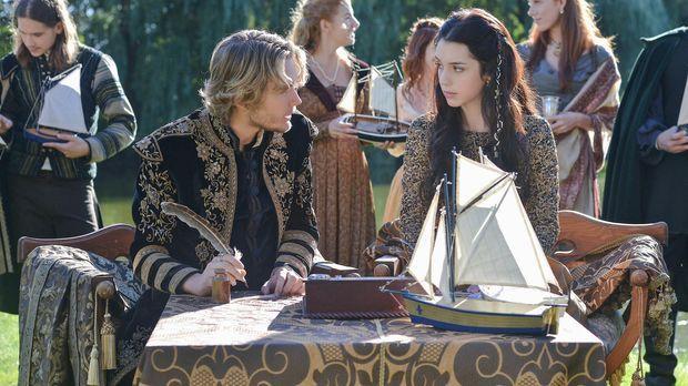 Mary (Adelaide Kane, r.) ist unglücklich, seit Olivia, die frühere Geliebte v...