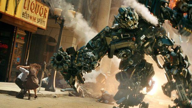 Transformers - Transformer sind fühlende, denkende Maschinenwesen, die sich a...