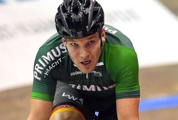 Kalz wurde sein Spezialrad vor Sixdays-Start gestohlen