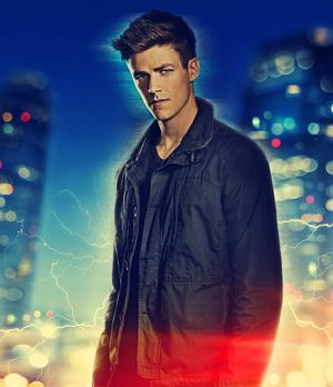 """Barry """"The Flash"""" Allen (Grant Gustin)"""